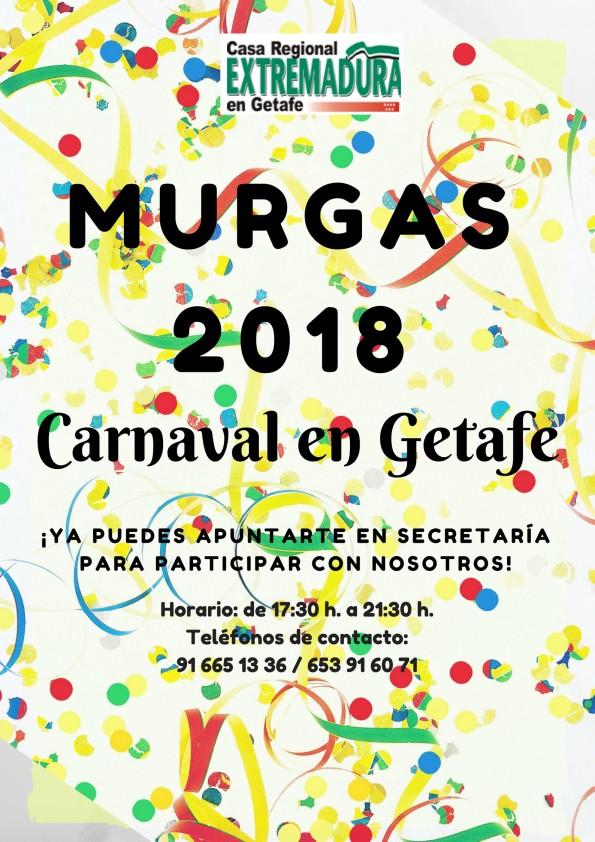 Cartel Carnaval